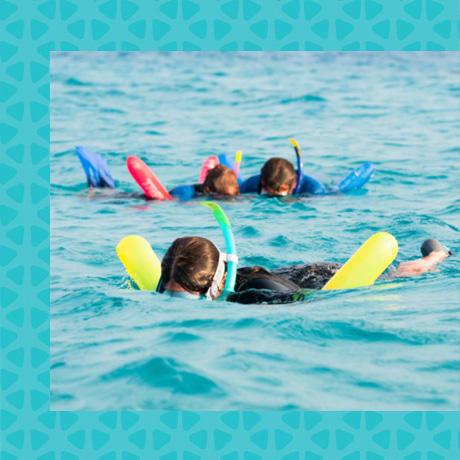 conseil snorkeling enfants subea frite gonflable