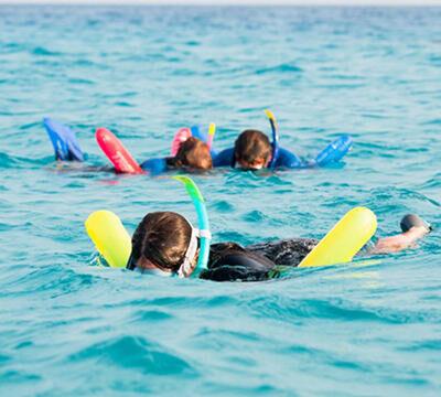 conseil snorkeling apport flottabilité subea