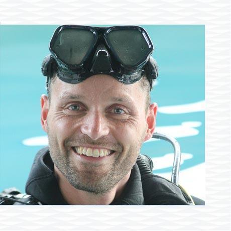 Marcus, chef de produit apnée-freediving chez Subea
