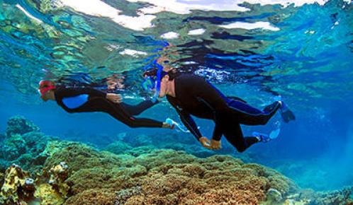 conseil snorkeling securite crampe subea