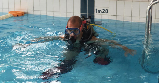conseil préparation physique piscine plongée quentin directeur technique subea