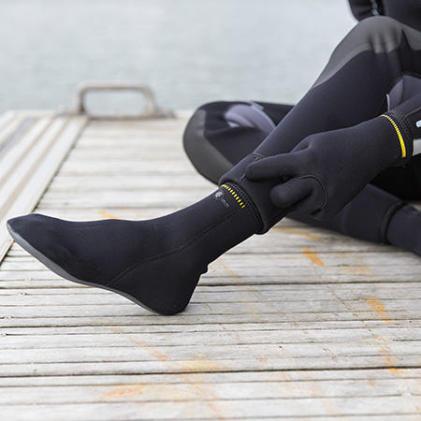 conseil comment choisir bottillons chaussons plongée sous marine subea