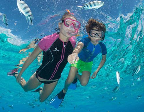 conseil comment choisir kit snorkeling enfants subea