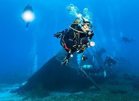 conseil 10 raisons débuter plongée sous marine subea épave méditerranée le spahis