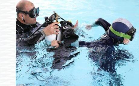 conseil techniques mise à l'eau non équipée plongée sous marine subea