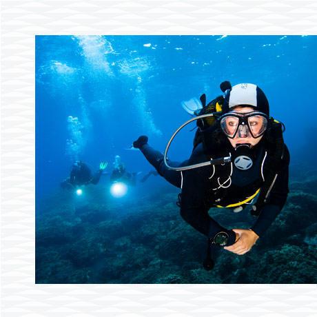 conseil du snorkeling vers la plongée sous marine subea