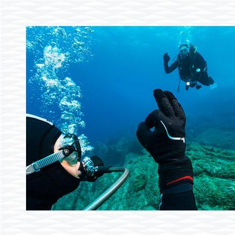 conseil astuces lutter contre le froid plongée sous marine subea
