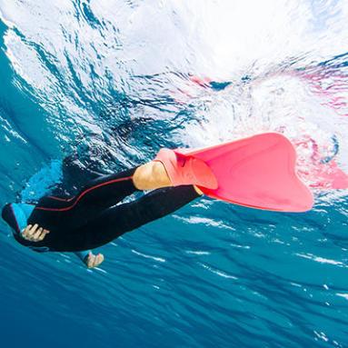 conseil choisir équipement snorkeling randonnée palmée palmes subea