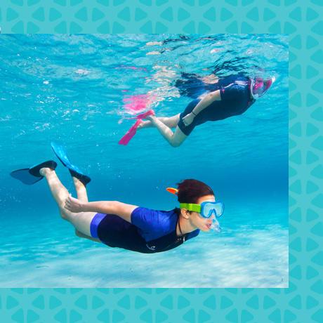 conseil choisir équipement snorkeling randonnée palmée kits palmes masque tuba subea