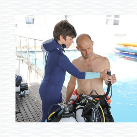 tips introducing children to scuba diving beginners subea