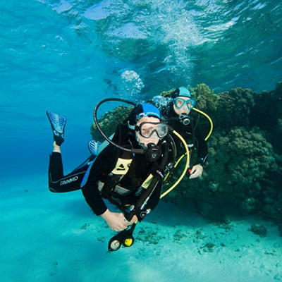 tips introducing children to scuba diving beginners awareness of undersea life subea