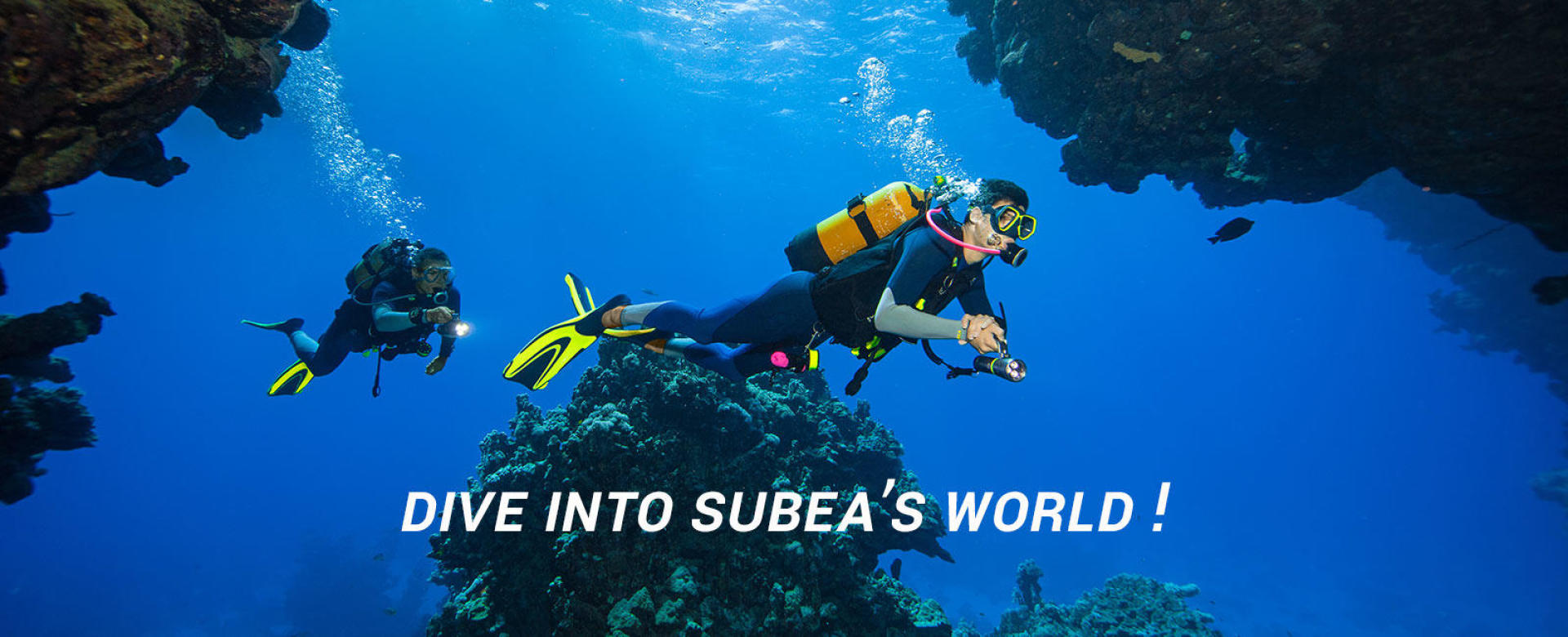 scuba diving subea
