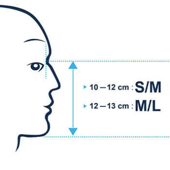 tips how to choose subea easybreath snorkeling mask size