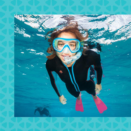 tips how to choose subea snorkelling set mask
