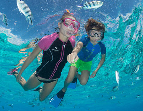tips how to choose subea snorkelling set children