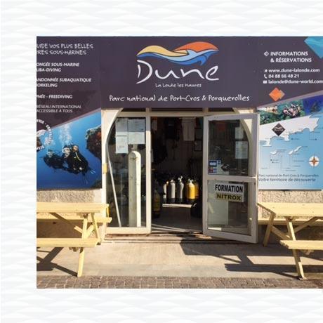 diving centre dune la londe partner subea
