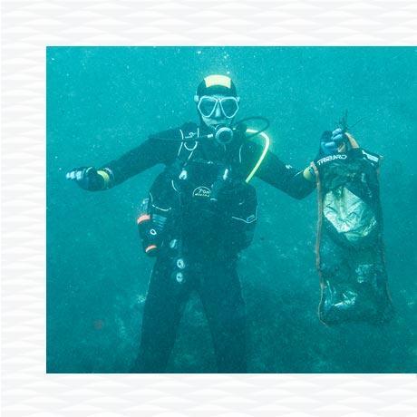 blog subea days nettoyage fonds marins hendaye