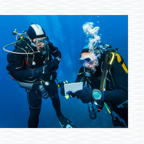 subea christmas gift ideas scuba diving intro training