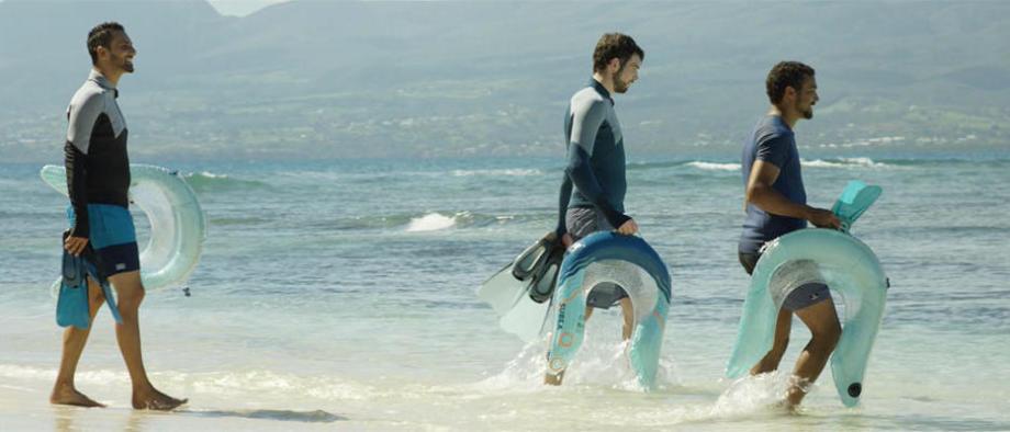 olu bouée d'observation snorkeling subea