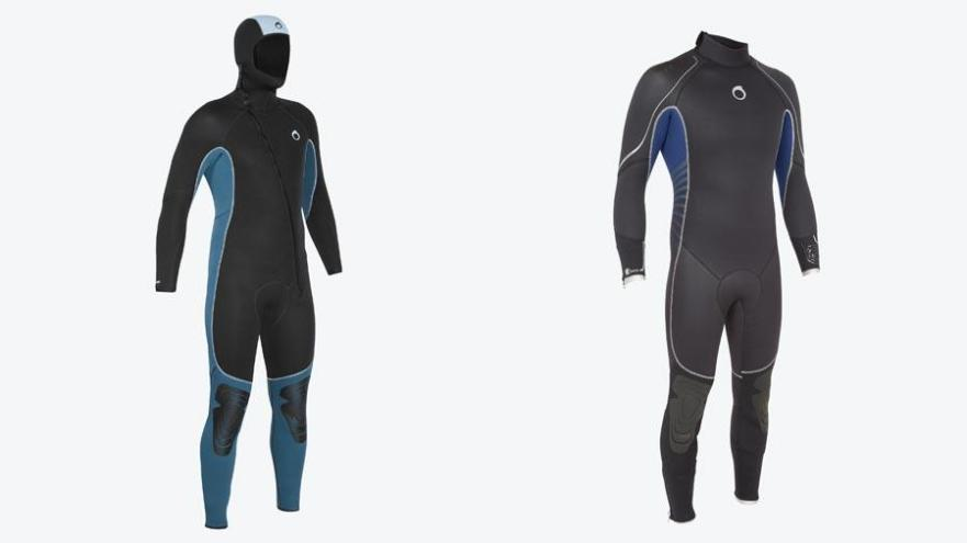 subea one-piece wetsuits