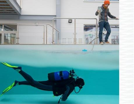 subea thermal test wetsuits