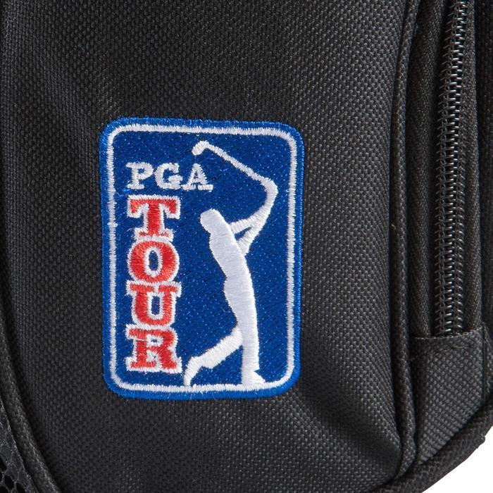 Pack met onderhoudsmateriaal voor golfschoenen zwart - 148183
