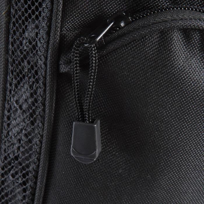 Pack met onderhoudsmateriaal voor golfschoenen zwart