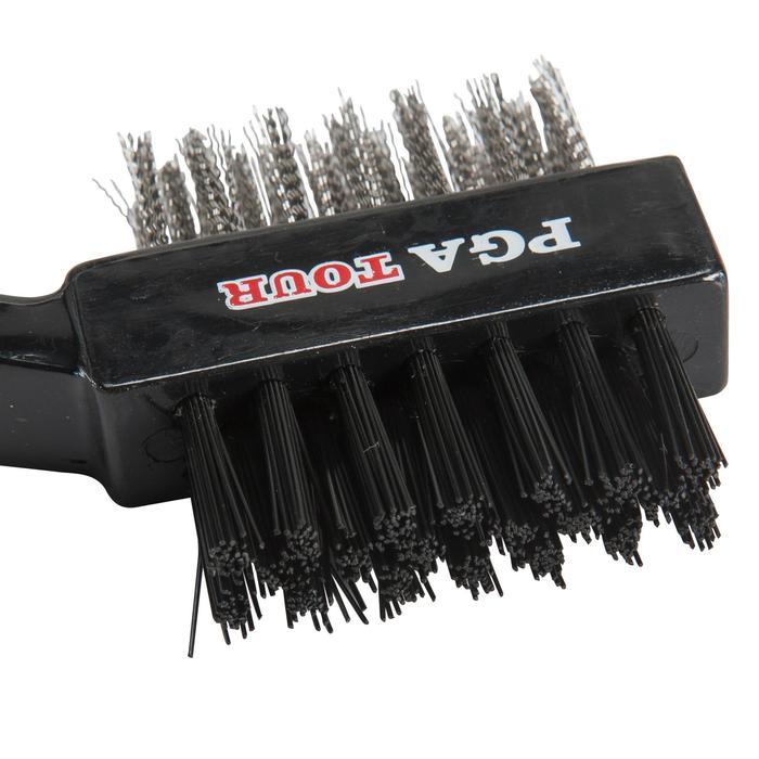 Pack met onderhoudsmateriaal voor golfschoenen zwart - 148186