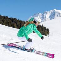 bien skier neige printemps teaser