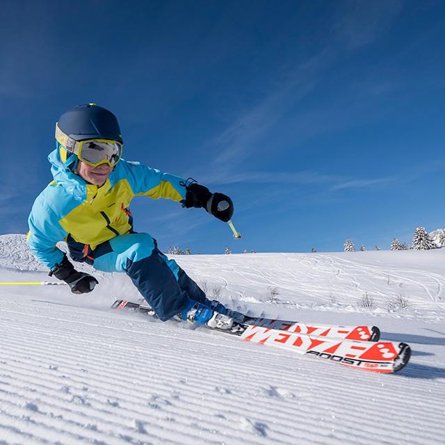 Comment choisir les skis de votre enfant   Wedze d69e3038e02c