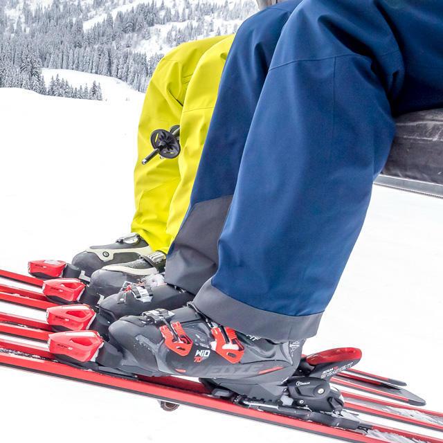 half off 73018 8651d Comment choisir ses chaussures de ski   Wedze