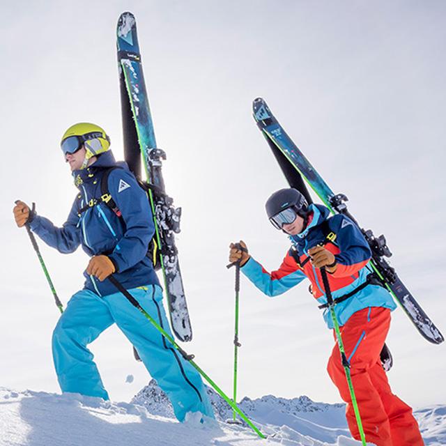 bien apprendre le ski ski alpin ski de fond
