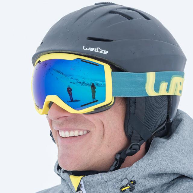 946f0218b109c8 Comment choisir son masque de ski   Wedze