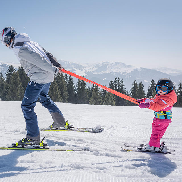 Comment utiliser le harnais d initiation de ski pour enfant     Wedze 601b1fd5948f