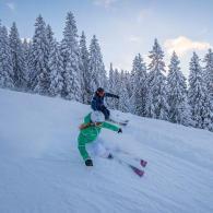 choisir les bons skis pour bien débuter avec wed'ze