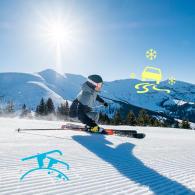 les conseils de wed'ze pour ne pas galérer au ski