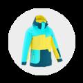 banner vestes ski kids