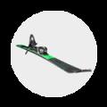 banner materiel ski homme