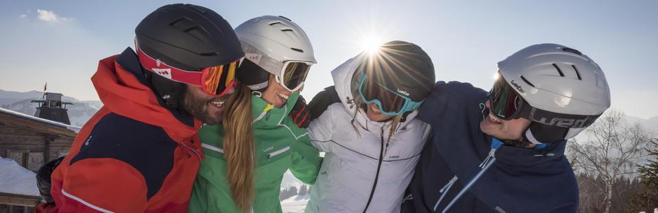 Bien entretenir son casque de ski - conclu
