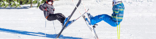 faire aimer le ski aux enfants titre