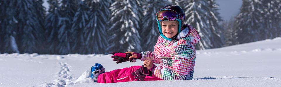 habiller enfant ski - conclu