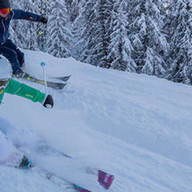 Quels skis pour skieur débutant