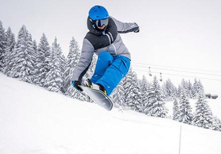 Comment choisir mon snowboard - piste