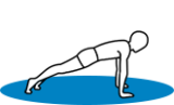 Attaquer la saison - exercice gainage