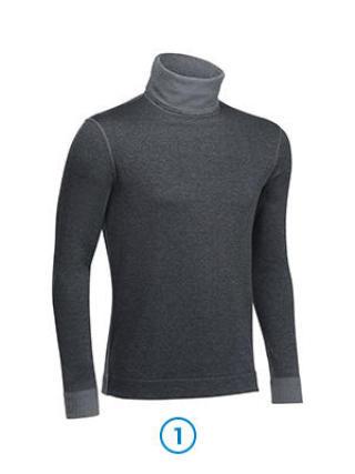 Bien s'habiller pour la pratique des sports d'hiver - sous vetement