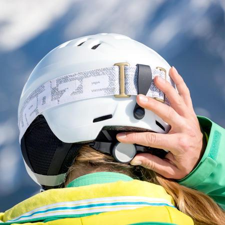 Comment bien régler son casque de ski - molette