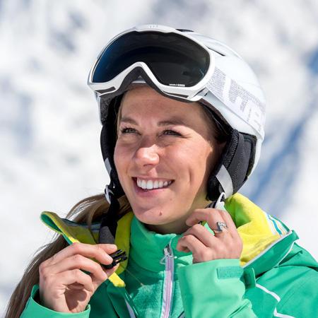 Comment bien régler son casque de ski - sangle