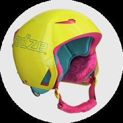 Comment choisir les skis de votre enfant - casque
