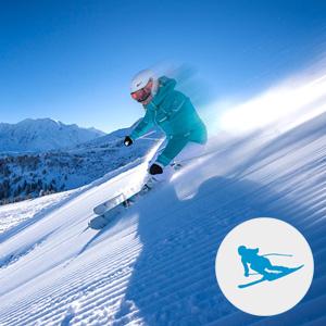 choisir sa pratique de ski - speed carving
