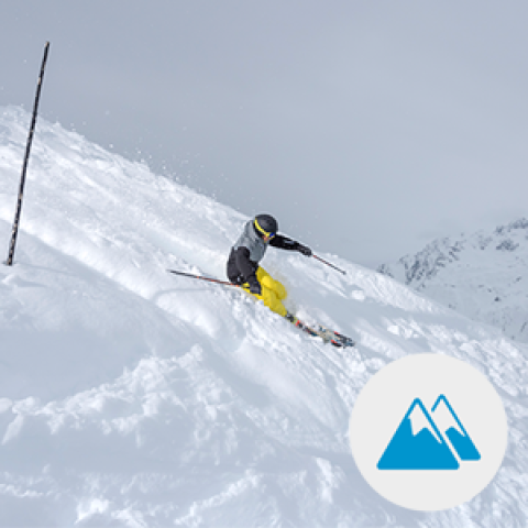 choisir ski all mountain pratique